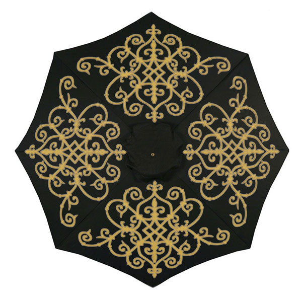 Alura Hand Painted Patio Umbrella More Colors Available