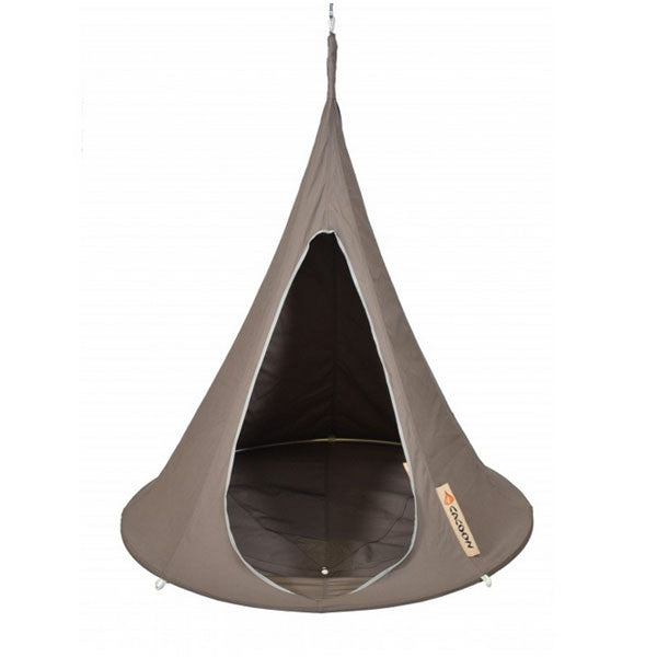 Kid's Bonsai Cacoon Deep Taupe