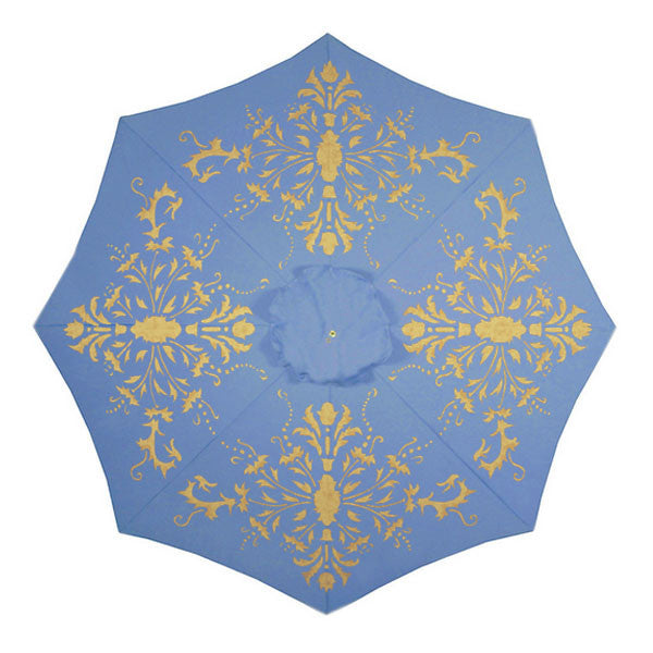 Florence Hand-Painted Patio Umbrella | More Colors Available