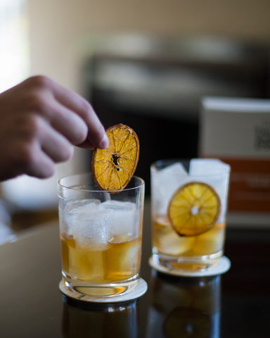Chile Spiced Old Fashioned Cocktail Kit - Twist Your Spirits