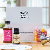Sparkling Rose Cocktail Cocktail Kit - Twist Your Spirits