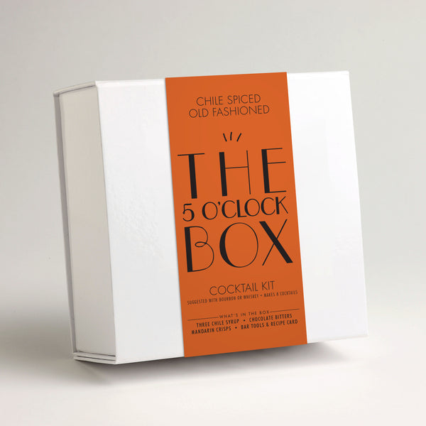 Spiced Old Fashioned 5 O'Clock Box - 5 O'Clock Box