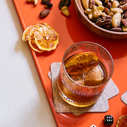 Chile Spiced Old Fashioned
