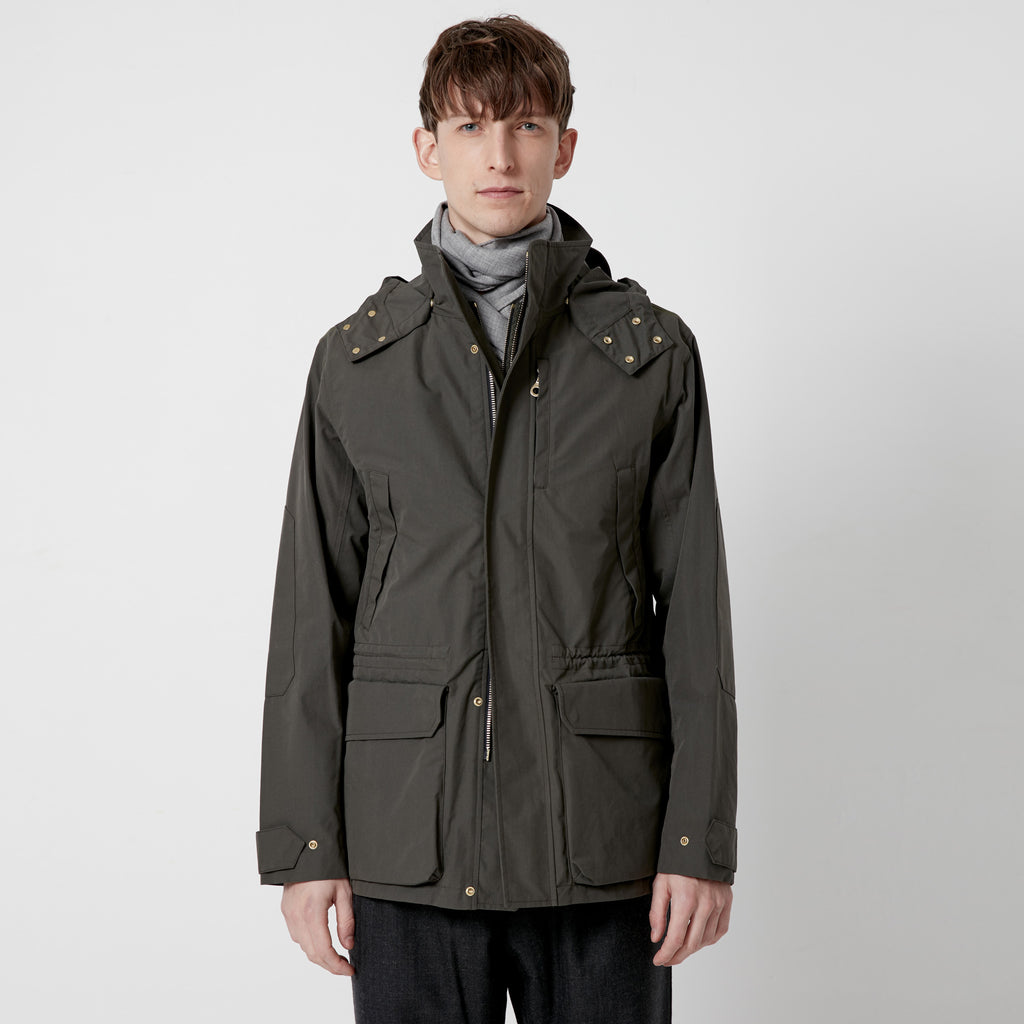 Men's Shell Jacket (Olive)
