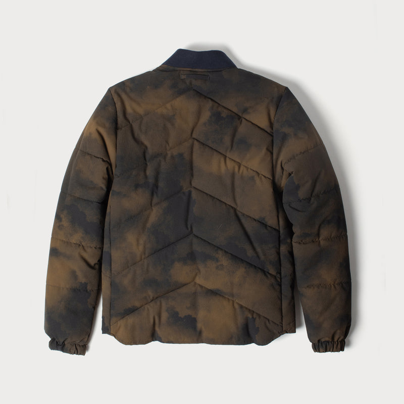 Reversible Printed Bomber Jacket (Made by Mackintosh)