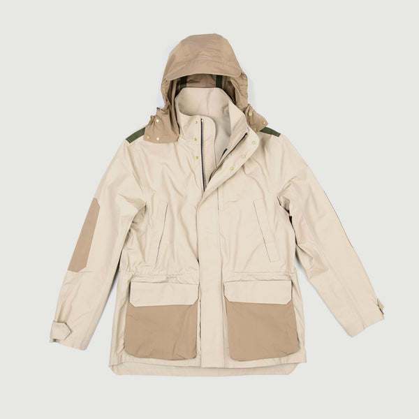 Stone & Fawn Shell Jacket / Ltd Edition