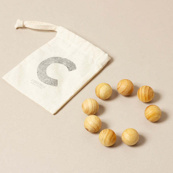 Cedar Balls by Norfolk Natural Living