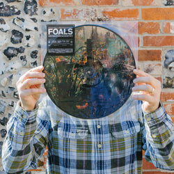 Foals - Everything not saved will be lost part 2 Picture Disc Vinyl LP