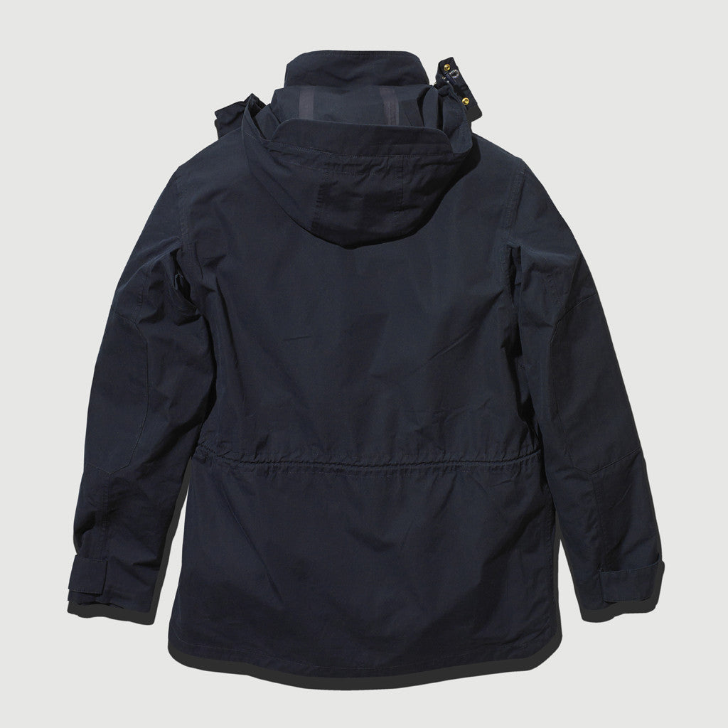 Women's Shell Jacket (Navy Blue)