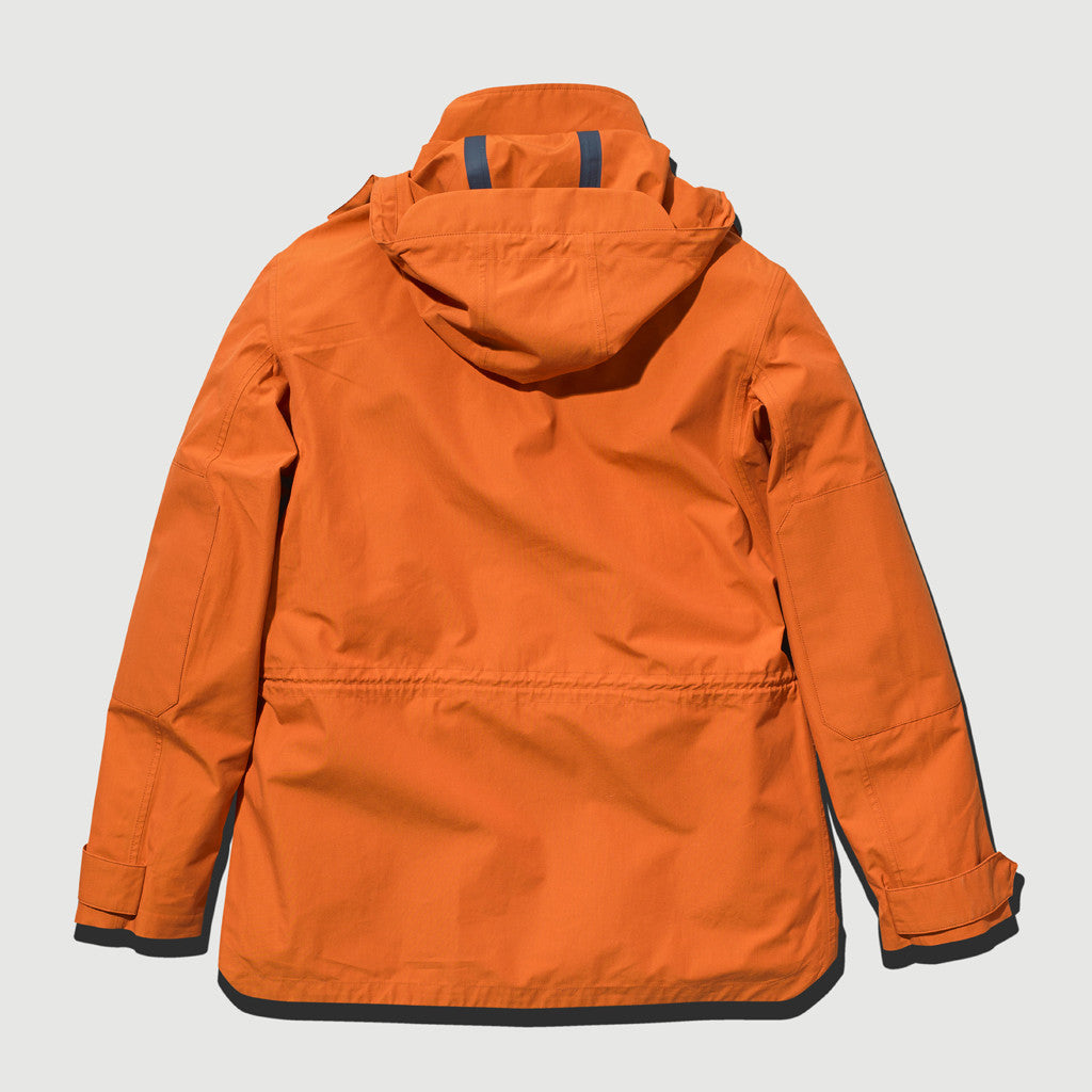 Men's Shell Jacket (Orange)