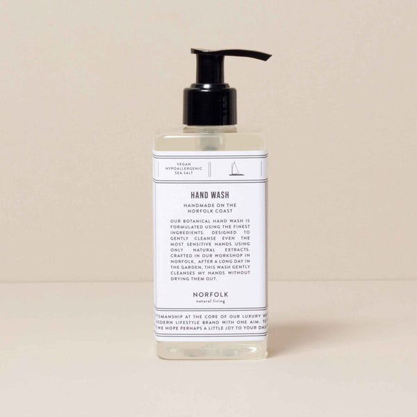 Sea Salt Hand Wash