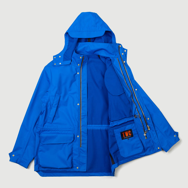 Men's Shell Jacket (Cobalt Blue)