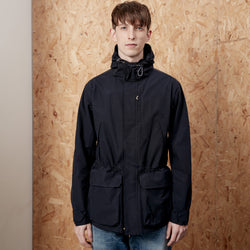 Men's Shell Jacket - Navy Blue