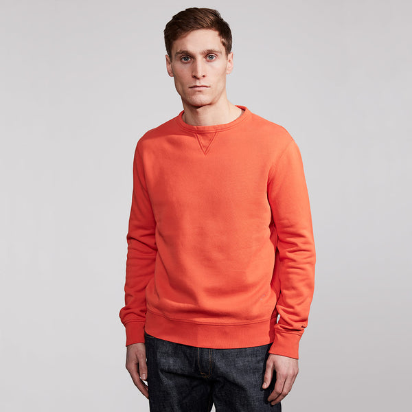 Men's Super Soft Sweat (Orange)