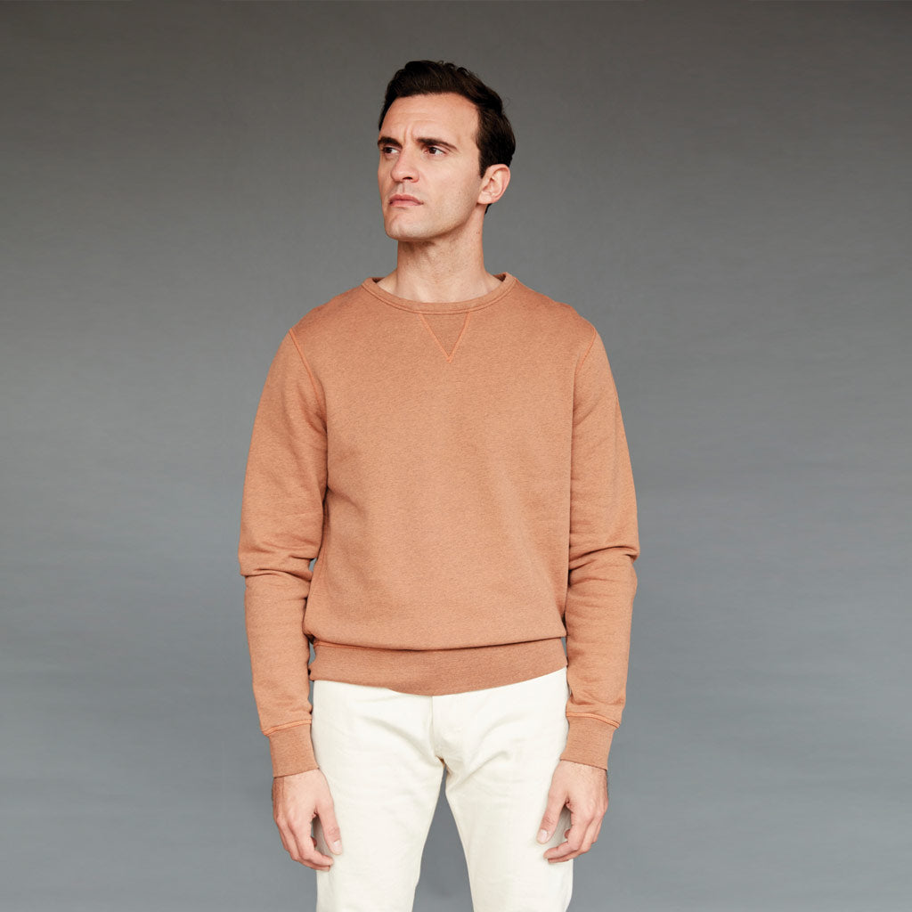 Men's Super Soft Sweat (Rust)