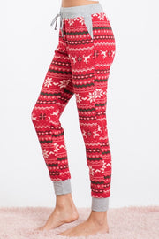 Very Merry Holiday Joggers