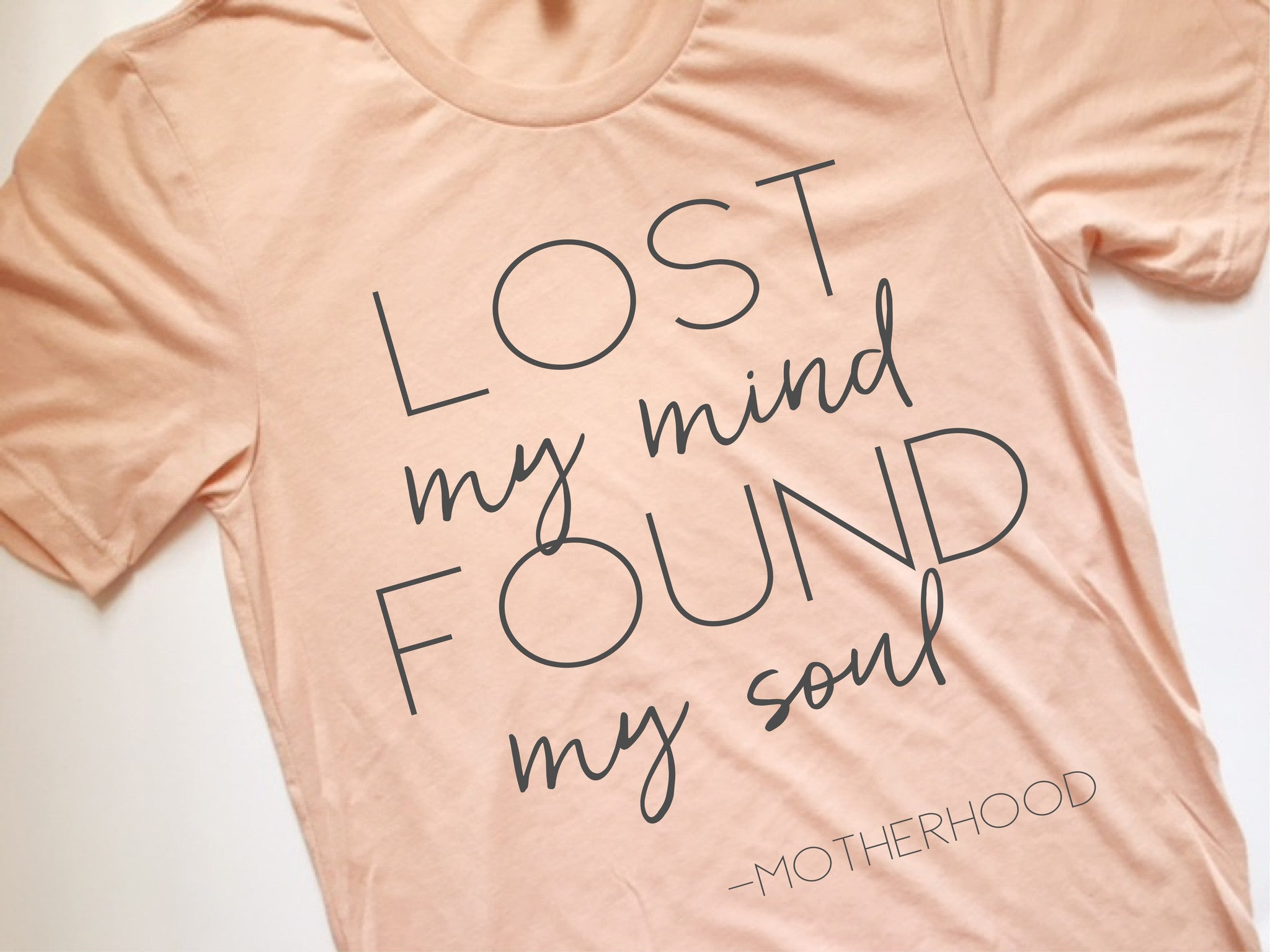 Lost & Found Tee