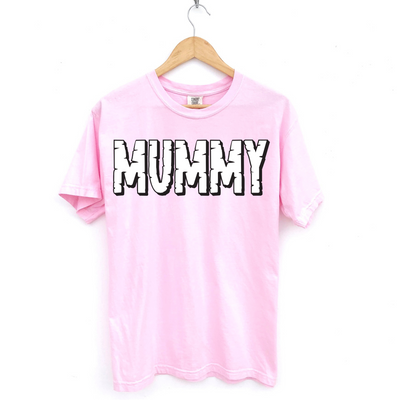 MUMMY Light Pink Tee