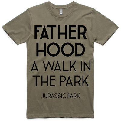Fatherhood, Walk In The Park Tee (PREORDER)