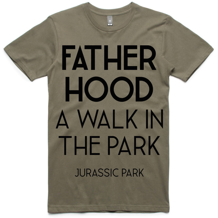 Fatherhood, Walk In The Park Tee
