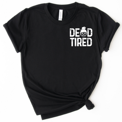 Dead Tired Icon Tee - Black (PREORDER)
