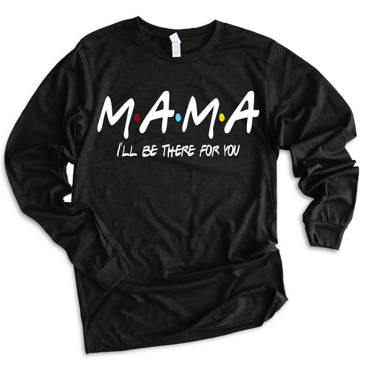 MAMA Friends Pullover