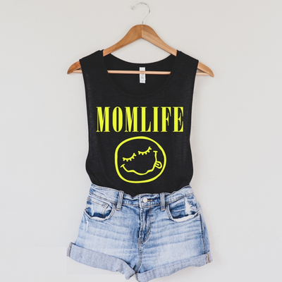 Momlife Rocker Tank