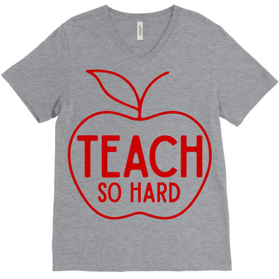 Teach So Hard Tee