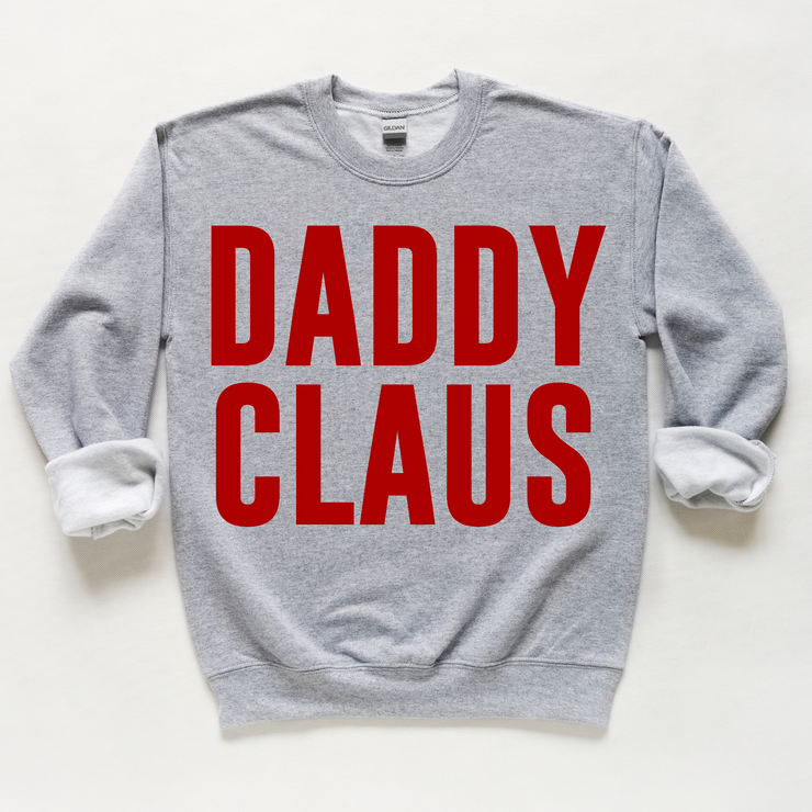 DADDY CLAUS Unisex Sweatshirt