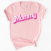 MOMMY Tee - Pink
