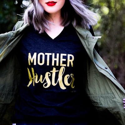Mother Hustler Classic Tee