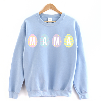 Mama Easter Egg Sweatshirt
