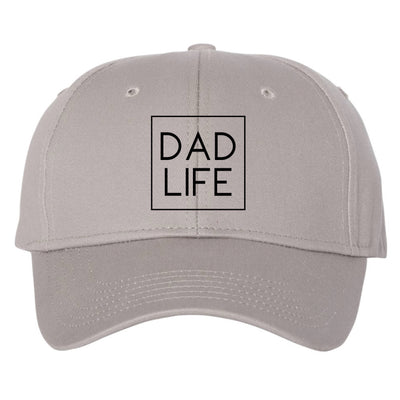 Dad Life Embroidered Baseball Cap (PREORDER)