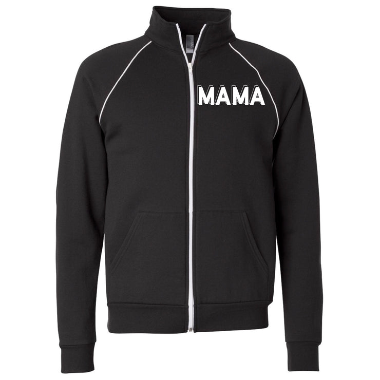 MAMA Piped Jacket