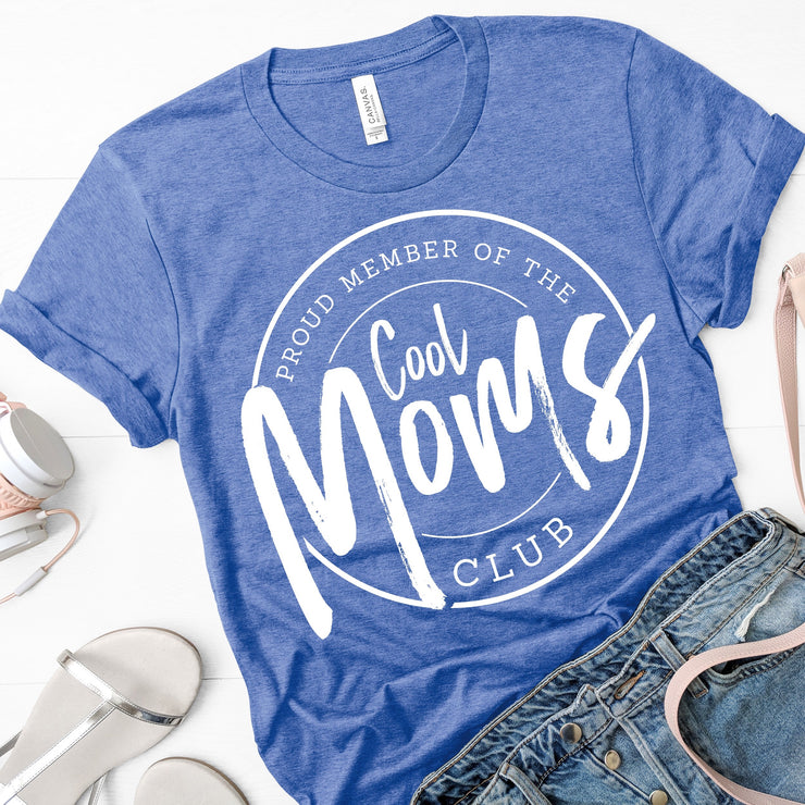 Cool Moms Club Tee