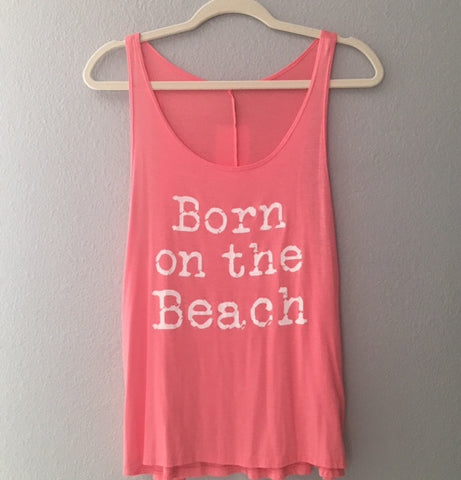 Born on the Beach Tank