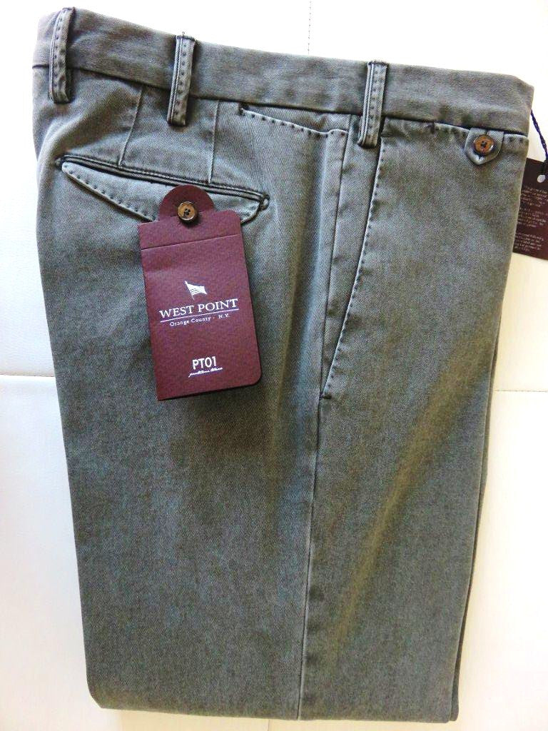 PT01 Pantaloni Torino - Model West Point - winter cotton