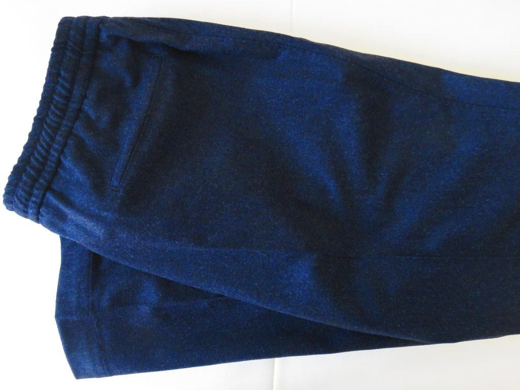 PT01 Pantaloni Torino - Model Seattle wool blue