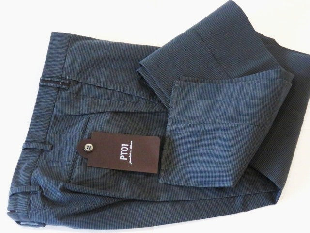 PT01 Pantaloni Torino - Luxury winter cotton