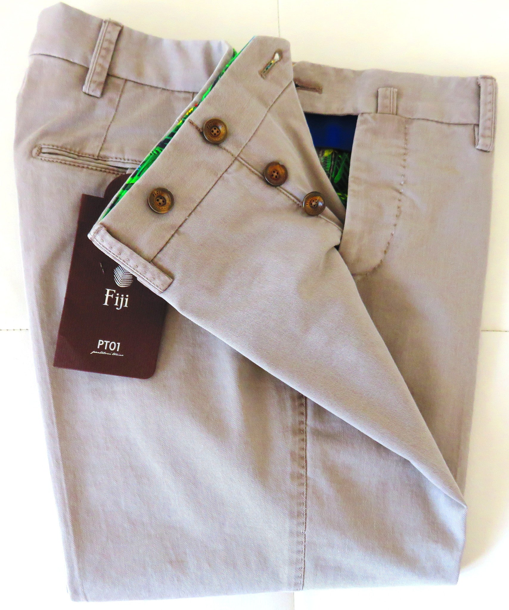PT01 Pantaloni Torino - Model FIJI (various colours)