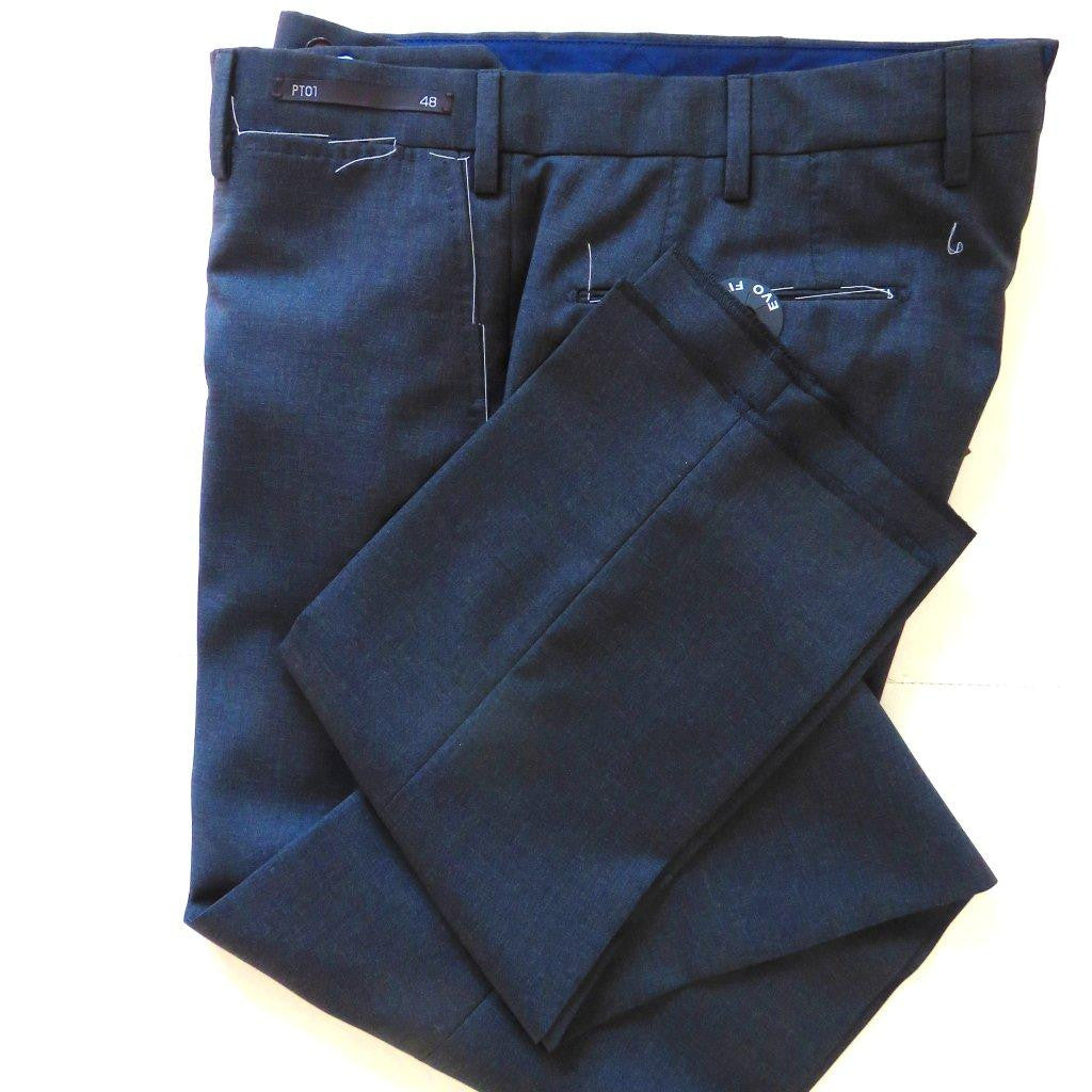 PT01 Pantaloni Torino - Luxury virgin wool