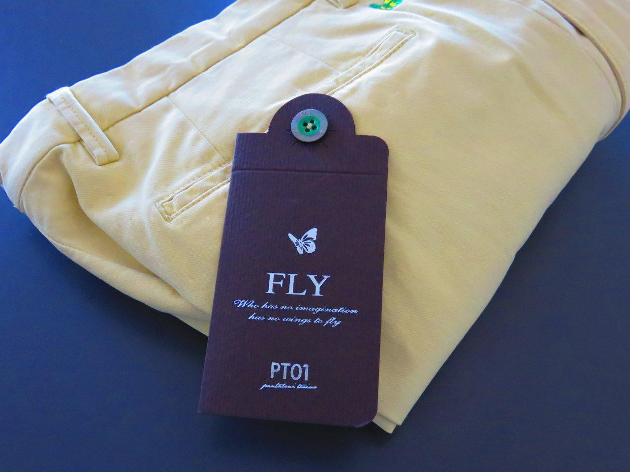 PT01 Pantaloni Torino - Model Fly (various colours)