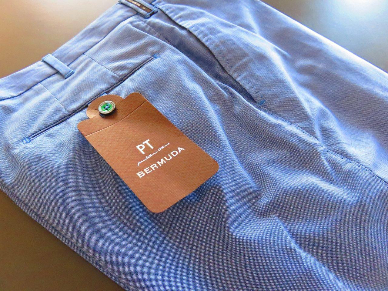 PT01 Pantaloni Torino - Bermuda Special Collection (various colours)