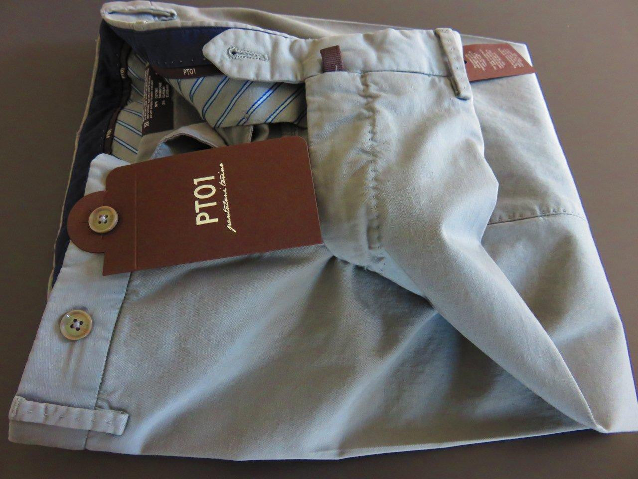 PT01 Pantaloni Torino - French pocket (various colours)