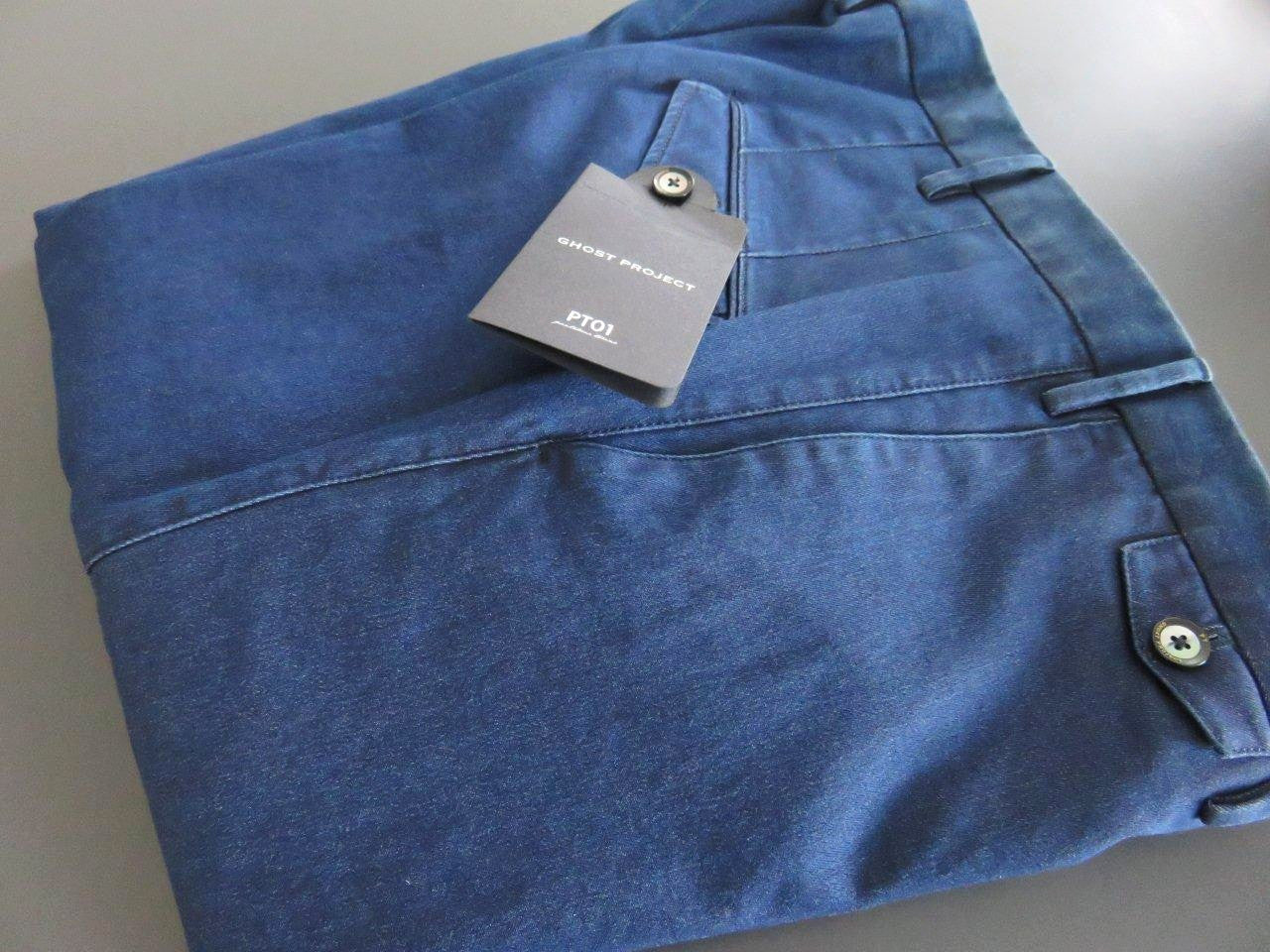 PT01 Pantaloni Torino - Model Ghost - bluejeans