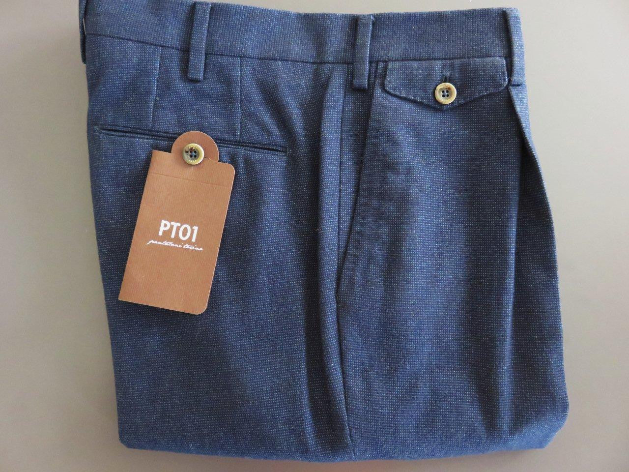 PT01 Pantaloni Torino - Business Luxury