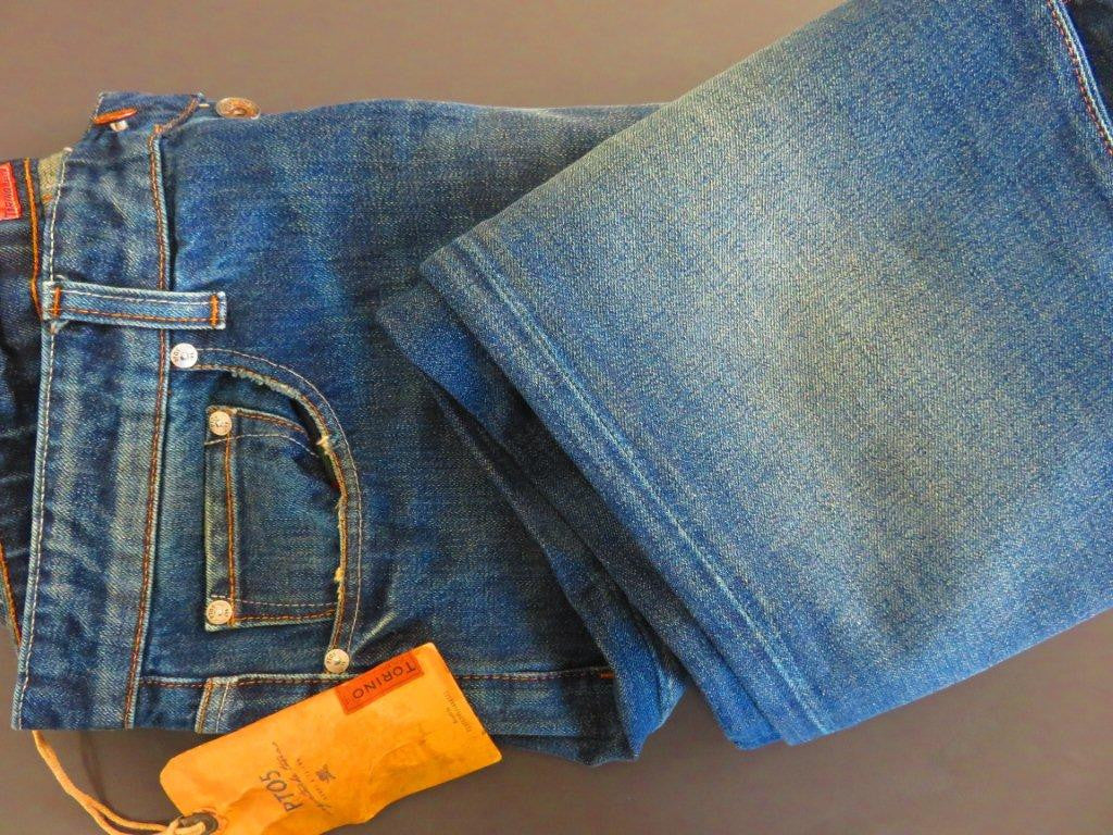 PT01 Pantaloni Torino - PT05 Rural & Tailor denim