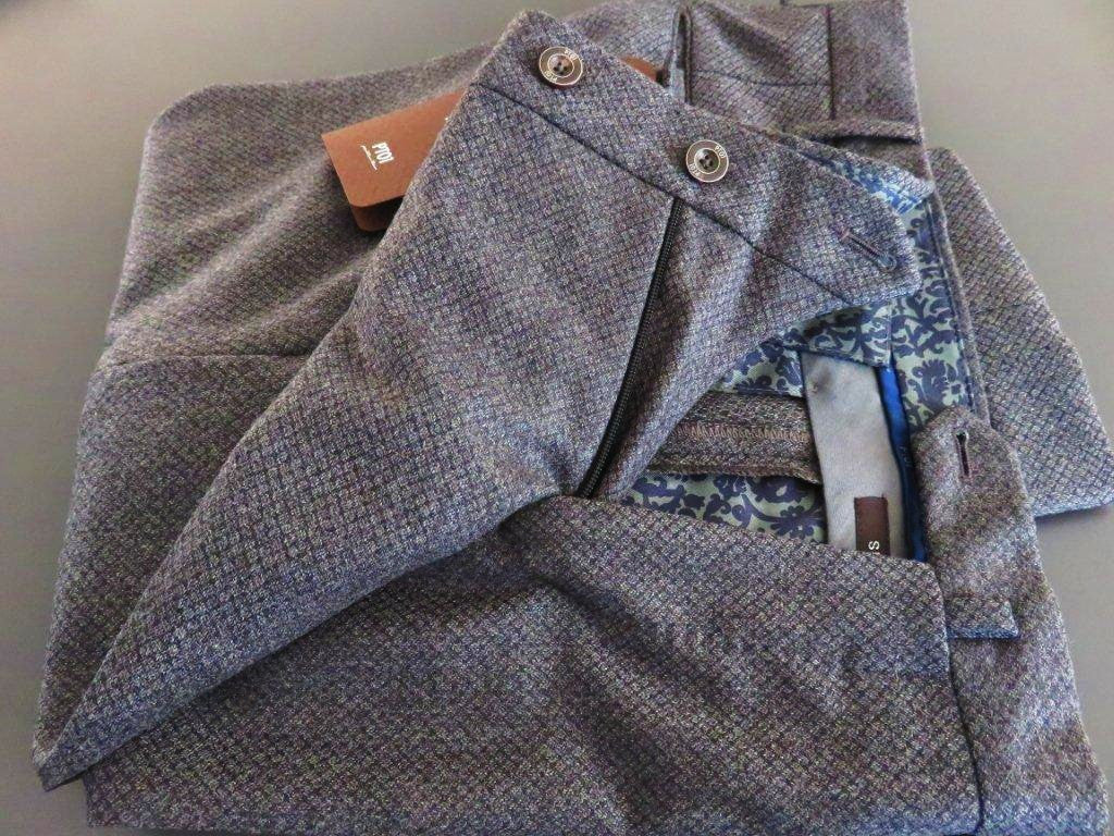 PT01 Pantaloni Torino - Model Mind virgin wool