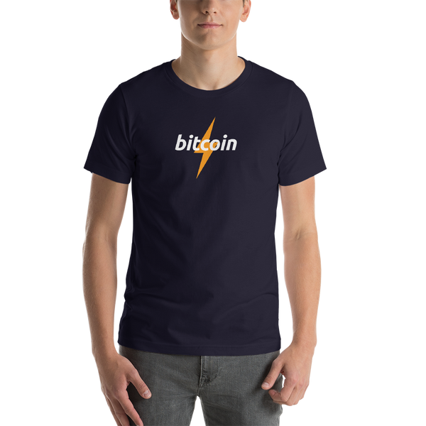 Bitcoin Lightning T-Shirt