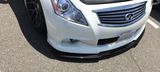 Splitter for G37 Sedan Sport Bumper with OEM Lip